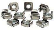M6 Cage Nuts for Server Rack Cabinets -