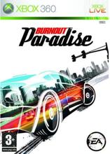 Burnout Paradise - Microsoft Xbox 360 - Racing