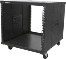 Portable Server Rack with Handles
