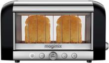 Brödrost & Toaster Vision Toaster Black/Steel