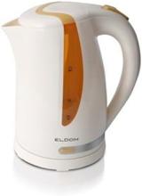 Vannkoker C230 1.7 L - Hvit med gule og oransje toner - 2000 W