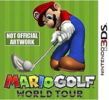 Mario Golf: World Tour - 3DS - Sport