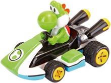 Pull Back Super Mario Kart - Yoshi