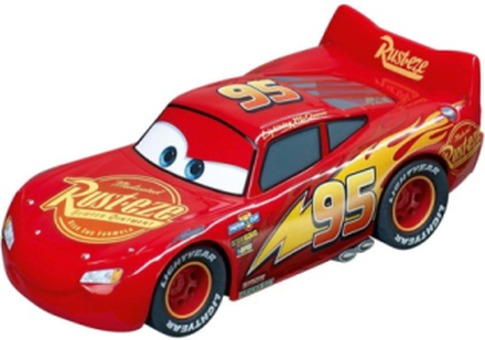 GO!!! Race Car-Lightning McQueen