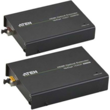 VanCryst VE882 HDMI Optical Extender Transmitter and Receiver Units