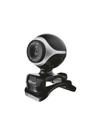 Exis Webcam - Black/Silver