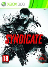 Syndicate - Microsoft Xbox 360 - FPS