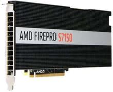 FirePro S7150 - 8GB GDDR5 RAM - Grafikkort