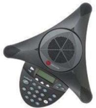 SoundStation2 konferencetelefon med id for kaldende nummer