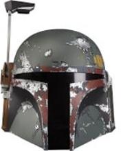 Hasbro Star Wars The Black Series Boba Fett Premium Elektronischer Helm