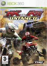 MX vs ATV Untamed - Microsoft Xbox 360 - Racing
