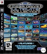 Mega Drive Ultimate - Sony PlayStation 3 - Retro