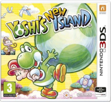 Yoshi's New Island - 3DS - Action