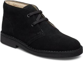 Desert Boot.. Boots Støvler Sort Clarks