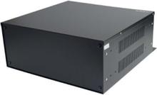 4U 19in Stål Horisontell Rack Mount och Väggmontering Server Rack - rack (för montering på vägg)