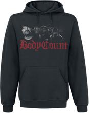 Body Count - Bloodlust -Hettegenser - svart