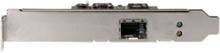 PCI Express Gigabit Ethernet Fiber Network Card w/ Open SFP