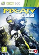 MX vs ATV Alive - Microsoft Xbox 360 - Racing