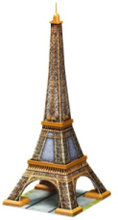 - Eiffel Tower Puzzle 3D