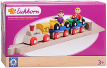 Wooden Car Train