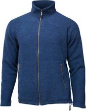 Ivanhoe Men's Bruno Full Zip Herr mellanlager tröjor Blå S