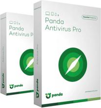 Panda Antivirus Pro 2019 - 3 enheter