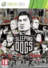 Sleeping Dogs - Microsoft Xbox 360 - Action