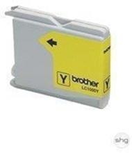 LC1000Y Yellow-> DCP/MCF - Blekkpatron Yellow