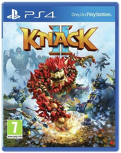 Knack 2 - PlayStation 4 - Akcji/Przygodowa