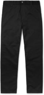 Carhartt WIP - Black Twill Trousers - Black - S,Carhartt WIP - Black Twill Trousers - Black - L,Carhartt WIP - Black Twill Trousers - Black - XL,Carhartt WIP - Black Twill Trousers - Black - M,Carhartt WIP - Black Twill Trousers - Black - XXL,Carhartt WIP