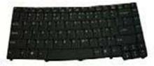 tastatur - Tangentbord - Ryska - Svart
