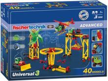Advanced-Universal 3 500 pcs
