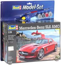 Model Set-Mercedes SLS AMG