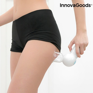 InnovaGoods Vacuum Therapy Anti-cellulite Massaging Device