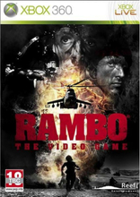 Rambo: The Video Game - Microsoft Xbox 360 - Action