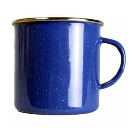 Relags Enamel Cup 360 ml Serveringsutrustning Blå
