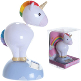 Puckator Kul Collectable Unicorn Solar Powered Pal