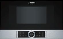 Bosch Mikrovågsugn För Inbyggnad Rostfritt stål BFL634GS1