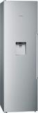 Siemens Kylskåp iQ700 187 cm Rostfritt stål easyCl