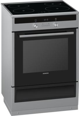 Siemens Spis iQ500 60 cm Rostfritt stål HA748530U