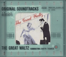 The great waltz -original soundtracks