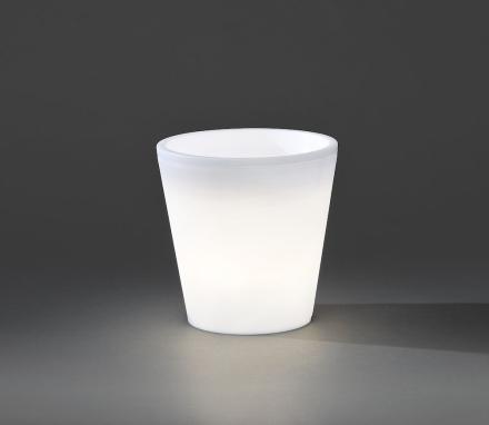Konstsmide Blomkruka Assisi Liten LED