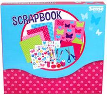 Scrapbook-set Fjäril