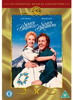 Seven Brides For Seven Brothers (DVD) [UK IMPORT]