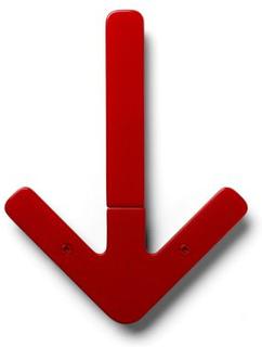 Design House Stockholm, Arrow krok röd