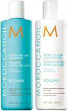 Moroccanoil Extra Volume Duo Shampoo 250ml + Conditioner 250ml