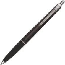 BALLOGRAF Kulpenna, Epoca, svart pennkropp, kulspets, svart bläck