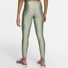 Nike Speed Women's 7/8 Running Tights - Olive