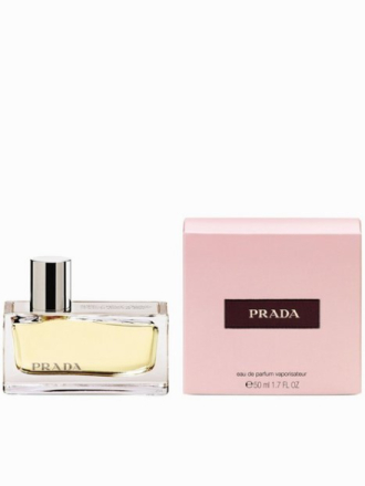 Parfyme - Transparent Prada Amber Edp 50 ml