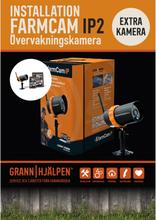 Installation Övervakningskamera Luda.Farm Extra kamera FarmCam IP2